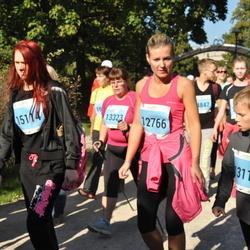 SEB Tallinna Maraton - Irina Kuzmina (12766), Aleksei Jaruškin (13110), Ester Kuusmaa (15114)