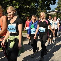 SEB Tallinna Maraton - Tiiu Stumbur (11026), Annely Vällik (14493), Liina Lill (14509)