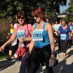 SEB Tallinna Maraton - Ingrid Lillemaa (11810), Anna Fokina (11813)