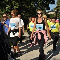 SEB Tallinna Maraton - Kairit Merman (14481), Birgit Kukk (14549)