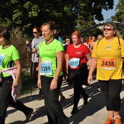 SEB Tallinna Maraton - Rika Laarits (3438), Olga Tsugunova (11270), Monika Võrk (11289), Annely Taul (12177)