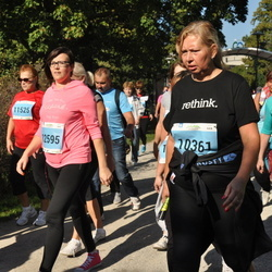 SEB Tallinna Maraton - Nadezda Kirilenko (11525), Leie Kuusekänd (12593), Anneliis Kasela (12595)