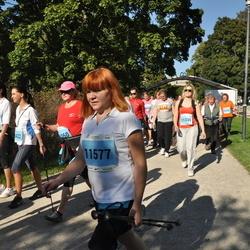 SEB Tallinna Maraton - Age Saks (11336), Margarita Shepurova (11577)