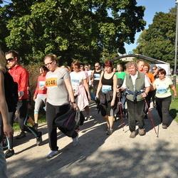 SEB Tallinna Maraton - Eleriin Ojakäär (6148), Age Saks (11336), Lia Lepane (11828), Eva Priedenthal (12283), Maie Pärn (14675)