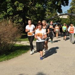 SEB Tallinna Maraton - Sille Kaasik (3812), Agne Liis Jõgi (5057)