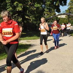 SEB Tallinna Maraton - Katrin Ottisaar (1462), Katrin Kivari (3155), Aron Jäger (3462)