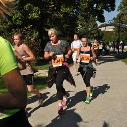 SEB Tallinna Maraton - Age Lindmäe (4044), Katre Niinep (4539)