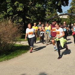 SEB Tallinna Maraton - Aet Jõgi (2831), Alena Freiberga (6612)
