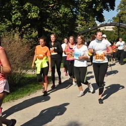 SEB Tallinna Maraton - Anneli Tohver (2206), Ulvi Peretruhhina (11929)