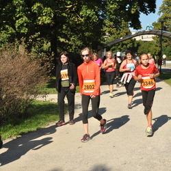 SEB Tallinna Maraton - Annabel Gretely Ots (2802), Natalja Jolkina (3346)