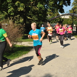SEB Tallinna Maraton - Liivika Juksaar (698), Arle Lehtmets (2083), Sanna Nõmm (2125)
