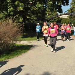 SEB Tallinna Maraton - Arle Lehtmets (2083), Sirje Org (4267)
