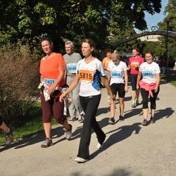 SEB Tallinna Maraton - Virge Lillemäe (5815), Elin Lillebach (10830), Anneli Sildmaa (10831), Terje Karu-Naber (11421)