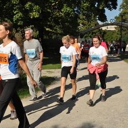 SEB Tallinna Maraton - Virge Lillemäe (5815), Konstantin Lomakin (10185), Elin Lillebach (10830), Anneli Sildmaa (10831)