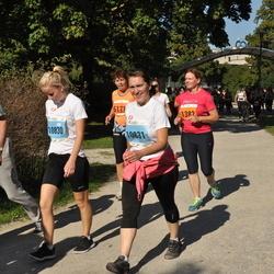 SEB Tallinna Maraton - Pille Ruul (1382), Konstantin Lomakin (10185), Elin Lillebach (10830), Anneli Sildmaa (10831)