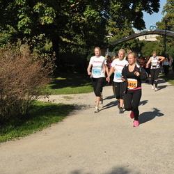 SEB Tallinna Maraton - Merily Oras (6466), Anita Aasmäe (14679)