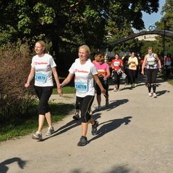 SEB Tallinna Maraton - Anita Aasmäe (14679), Maris Murakas (14719)