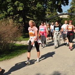SEB Tallinna Maraton - Biby Lilander (3276), Külli Rosenberg (3927), Olga Birjukova (11242), Maia-Maria Timofejeva (11243)