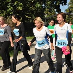SEB Tallinna Maraton - Kristi Kail (13054), Marge Puulmann (13210), Agnes Kõiv (14386), Liia Hainla (14387)