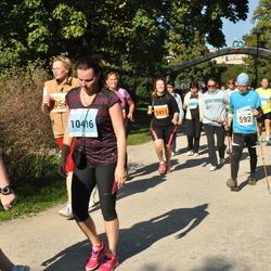 SEB Tallinna Maraton - Merilyn Kelder (2054), Annika Teino (10416)