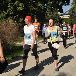 SEB Tallinna Maraton - Gristel Pehap (11346), Agnes Lemberg (14743)