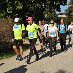 SEB Tallinna Maraton - Anastassia Timoštšuk (10077), Aleksei Kopatš (10078), Irina Mürk (12678)
