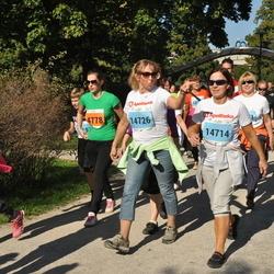SEB Tallinna Maraton - Annemari Aasoja (4778), Marge Liivrand (14714), Riina Saaliste (14726)