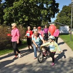 SEB Tallinna Maraton - Marina Botvinko (10562), Aarika Botvinko (10563)