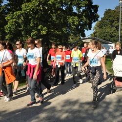 SEB Tallinna Maraton - Aet Tänav (12410), Olga Musatova (14003)