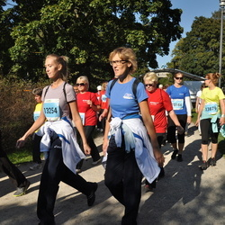 SEB Tallinna Maraton - Kerly Kariste (10166), Berith Padar (13254), Marina Kilter (13879)