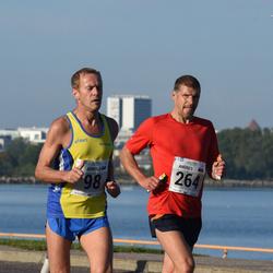 SEB Tallinna Maraton - Arnold Laasu (98), Andres Ramst (264)