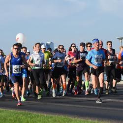 SEB Tallinna Maraton - Peeter Hendrikson (214), Andre Abner (251), Eik Eller (311), Salonen Tapio (667)