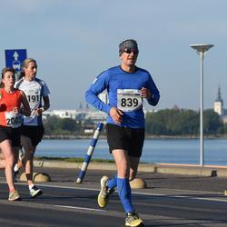 SEB Tallinna Maraton - Alexander Tikhonov (839), Tatiana Maslova (2003)