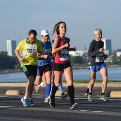 SEB Tallinna Maraton - Aleksandr Kozmov (470), Kalle Holma (927), Birgitti Pilvet (2079)