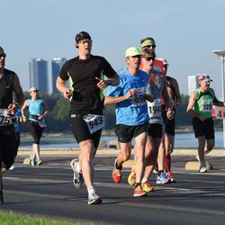 SEB Tallinna Maraton - Aarne Vasarik (543), Iurii Kuporov (675)