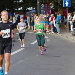 SEB Tallinna Maraton - Aet Udusaar (658), Teet Enok (1059)