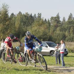 SEB 17. Tartu Rattamaraton - Arnis Petersons (13), Andris Smirnovs (77)