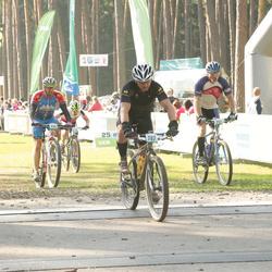 SEB 17. Tartu Rattamaraton - Kaarel Toss (757), Leho Lõiv (787), Anders Eensalu (930)