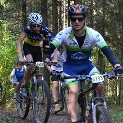 SEB 17. Tartu Rattamaraton - Kevin Poom (6652), Arturas Voveris (6793)