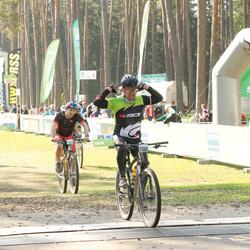 SEB 17. Tartu Rattamaraton - Madis Mändoja (1324), Ando Laine (2755)