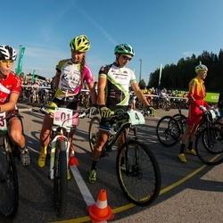 SEB 17. Tartu Rattamaraton - Erki Pütsep (1), Martin Loo (4), Arnis Petersons (13)
