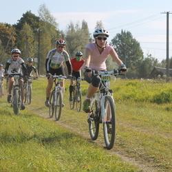 SEB 17. Tartu Rattamaraton - Harri Vihalemm (5902), Kristi Jürisoo-Vonk (6971), Artur Hussar (7143)