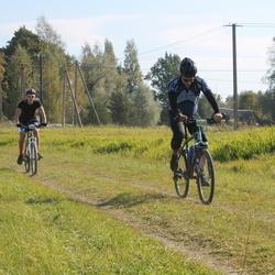 SEB 17. Tartu Rattamaraton - Arno Simpson (6548), Kristen-Mikk Vidrik (7048)