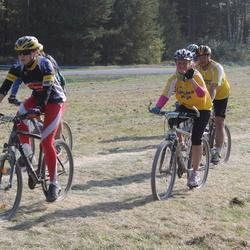 SEB 17. Tartu Rattamaraton - Katrin Rekand (6081), Age Utt (6901)