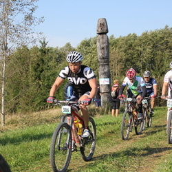 SEB 17. Tartu Rattamaraton - Martin Lõoke (254), Boris Lapidus (386)