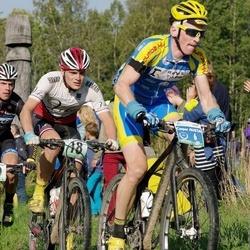 SEB 17. Tartu Rattamaraton - Caspar Austa (6), Karl-Arnold Vendelin (18), Silver Schultz (60)