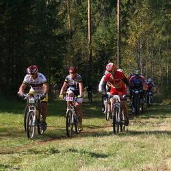 SEB 17. Tartu Rattamaraton - Ragnar Remiküll (803), Andris Zalitis (991), Krista Karing (10014)