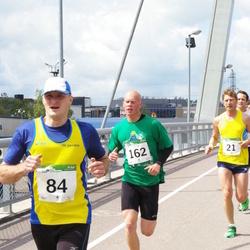 PAF Tartu Olümpiajooks - Indrek Tikva (21), Risto Lass (84), Aron Kuusik (162)