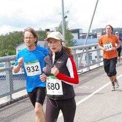 PAF Tartu Olümpiajooks - Annika Sokk (680), Reene Reene (932)