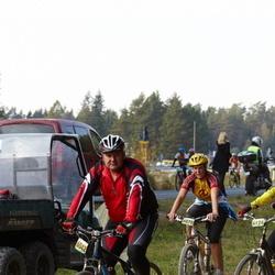 SEB 17. Tartu Rattamaraton - Andre Pärna (6042), Kristel Veerus (6124), Heldi Rüütel (6879)